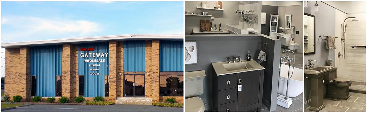 Plumbing Supply Kitchen Bath Showroom Gateway Supply Company Rock Hill Sc