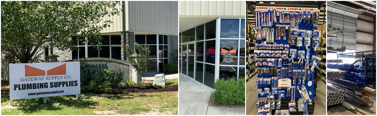 Gateway Supply Summerville SC Location