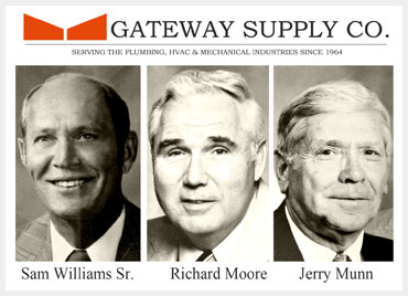 Original Founders Of Gateway Supply Co